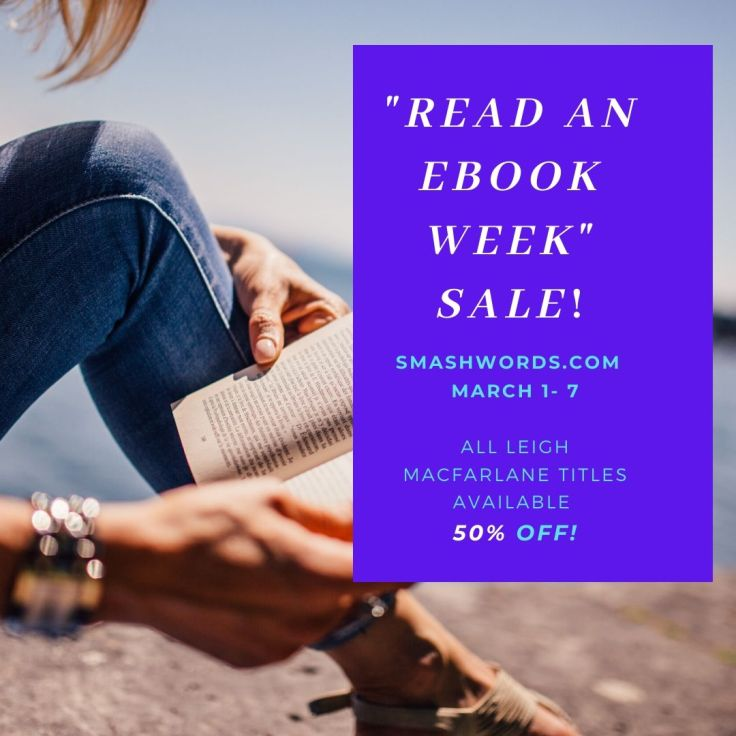 Read and EBook Week sale! (3)