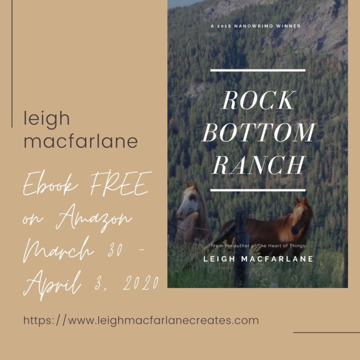 Ebook FREE on Amazon March 30,2020 - April 3, 2020
